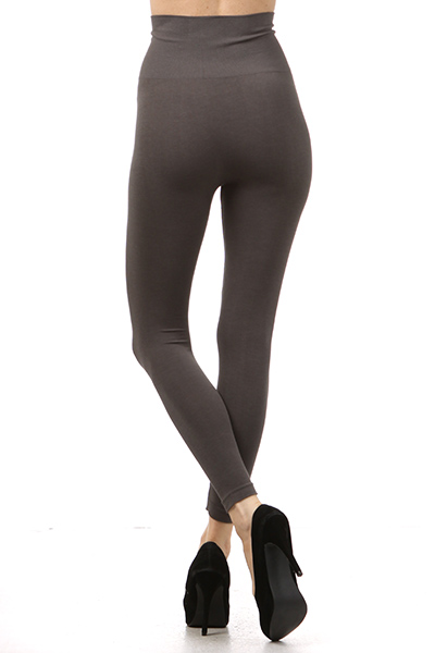 M-Rena Tummy Control Cropped Leggings
