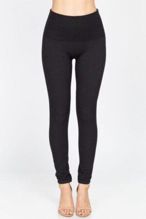 M-Rena Tummy Tuck Stretch Denim Leggings