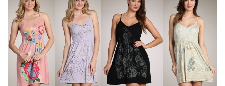 Babydoll cami dress so easy to look great