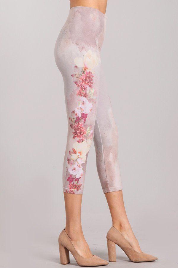 M-Rena Magnolia Seamless Leggings